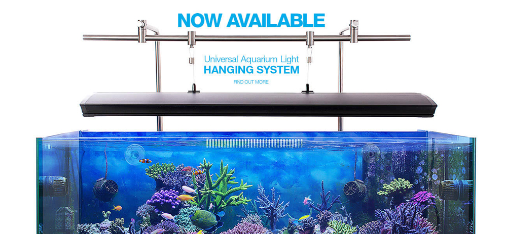 iQuatics Aqualumi Aquarium Controller Kit Two Tube-54w T5 Fluorescent Controller-MADE IN THE UK