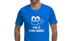 Fish Geek T-shirt