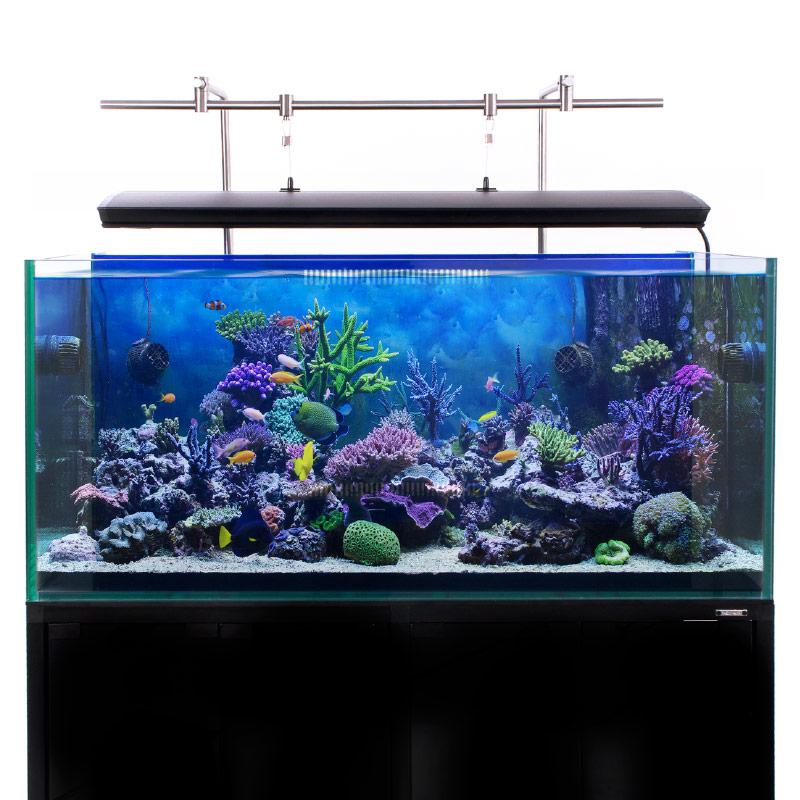 iQuatics Universal Aquarium Lighting Mounting Kit/Hanging System (1200mm)