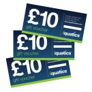 iQuatics £10 Gift Voucher