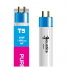 54W Aquarium T5 Fluorescent Purple Plus Fiji Tube Bulb