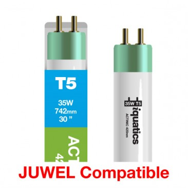 35W Juwel Aquarium T5 Fluorescent Blue Marine Actinic (420nm) Tube Bulb