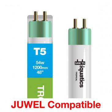 54W 1200 1200mm Juwel Aquarium T5 Fluorescent Tropical Tube Bulb