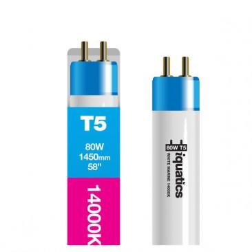 80W Aquarium T5 Fluorescent 14000K 14K Tube Bulb