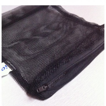 Activated Carbon Ceramic Ring Aquarium Filter Media Net Bag Sock Universal