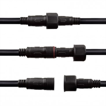 hagen glo arcadia twin t5 electronic controller- iQuatics Aqualumi T5 Flourecent Tube Aquarium Controller - Water Proof Connectors