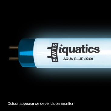 54W 1200mm Juwel Aquarium T5 Fluorescent Aqua Blue 50:50 Tube Bulb Spectrum