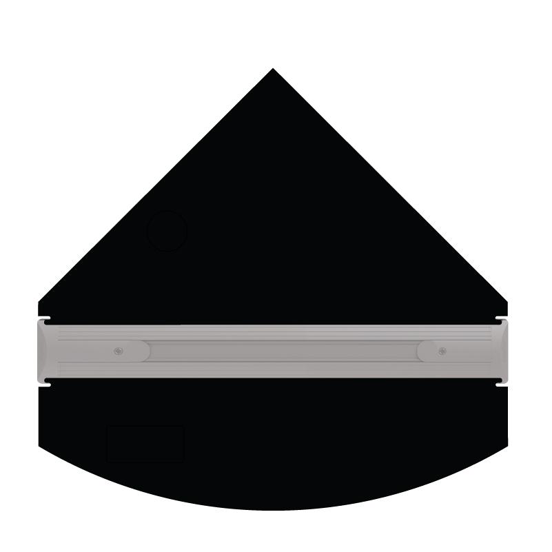 IQuatics Universal/Juwel Compatible Flaps- Trigon 190- 2